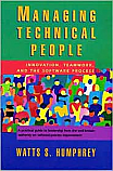 Managing Technical People: Innovation, Teamwork, and the Software Process [Paperback]
