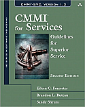 CMMI for Services: Guidelines for Superior Service (2nd Edition)