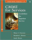 CMMI for Services: Guidelines for Superior Service [Hardcover]