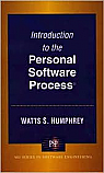 Introduction to the Personal Software Process(sm) [Paperback]