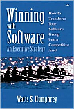 Winning with Software: An Executive Strategy [Paperback]