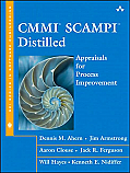 CMMI(R) SCAMPI Distilled: Appraisals for Process Improvement [Paperback]